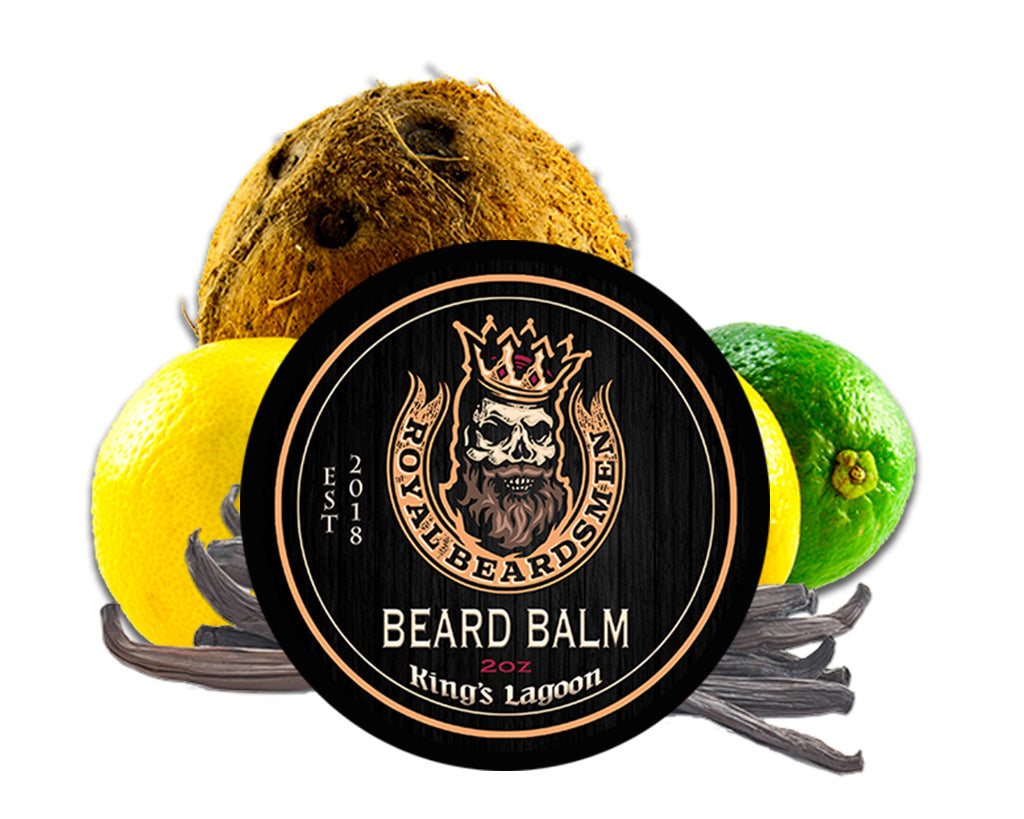 Kings Lagoon Premium Beard Balm