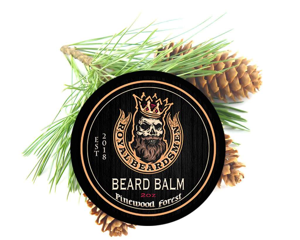 Pinewood Forest Premium Beard Balm
