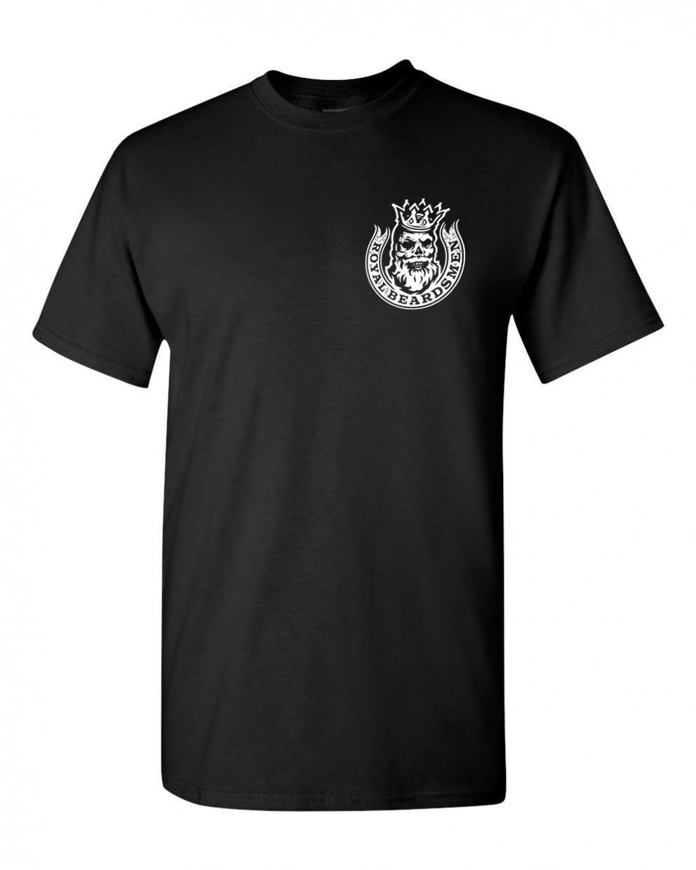 Royal Beardsmen T-shirt Black