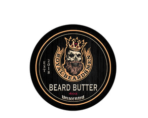 Unscented Premium Beard butter