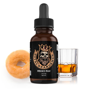 Whiskey Glaze Premium Beard Oil