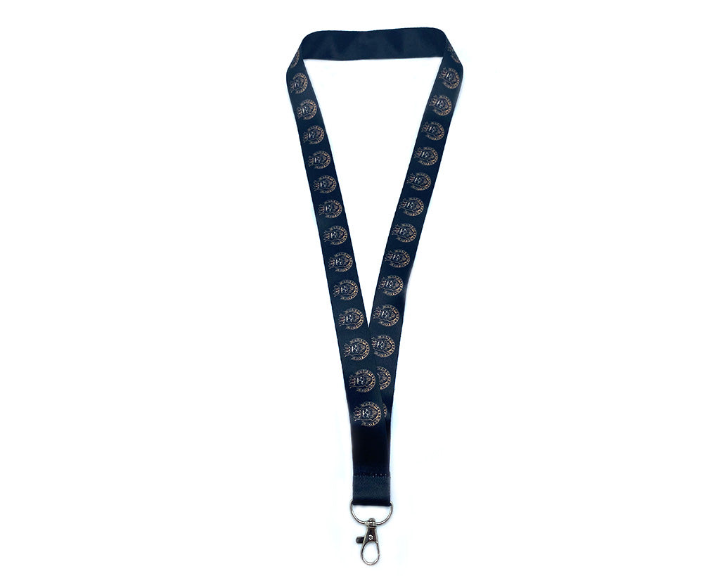 Royal Beardsmen Lanyard