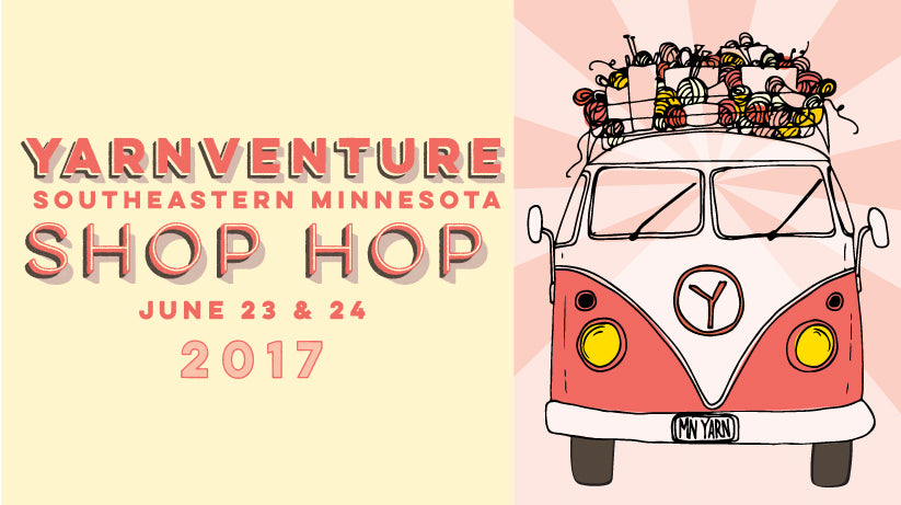 Get Ready for YARNventure 2017!
