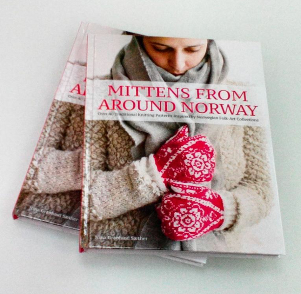 New Book: Mittens From Around Norway