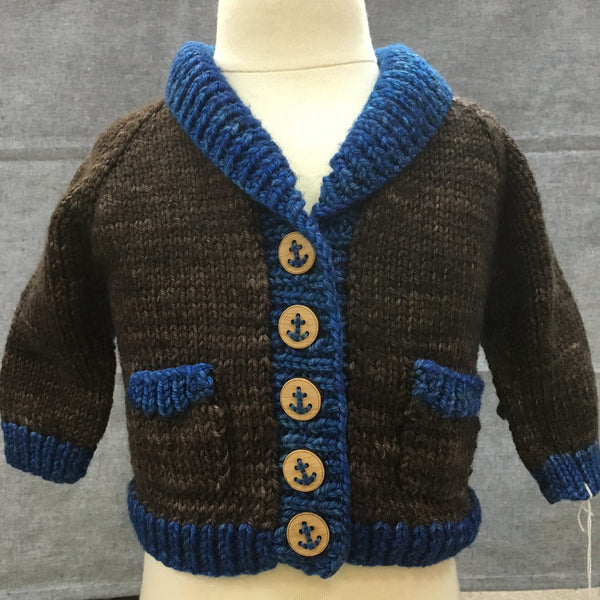 Gramps Sweater for Baby