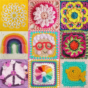 August 15 Is Granny Square Day 2020!