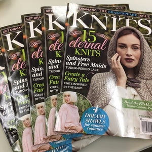 Latest Issue of Interweave Knits
