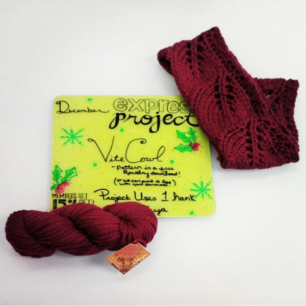 December Express Project