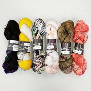 New Madelinetosh Colors