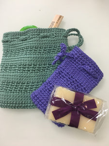 August Express Project:  It's Crochet!