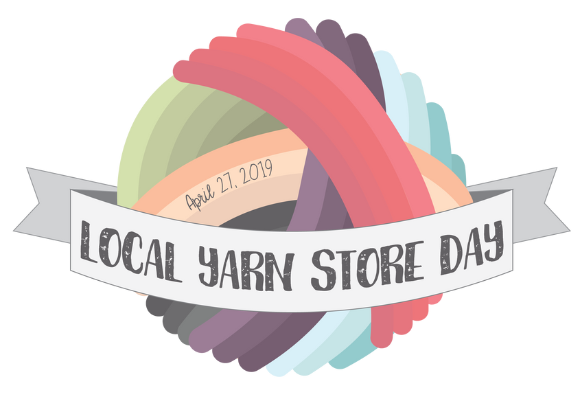 Local Yarn Store Day is Saturday, April 27!
