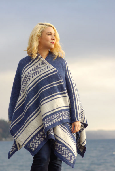 The Betwixt Blanket Cape KAL Starts January 5th