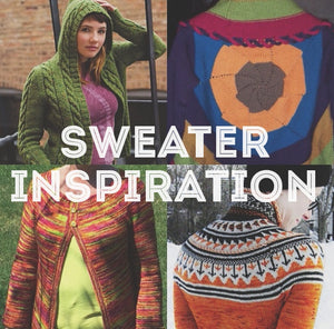 Sweater Inspiration is this Sunday, November 20th
