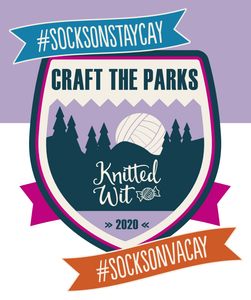 2020 National Parks Collector's Club and #socksonstaycay MAL!