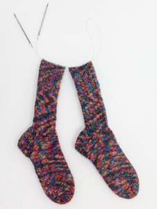 Two-at-a-Time Socks: 4 Sundays: March 15, 22, April 5 & 19; 10:30-12:00