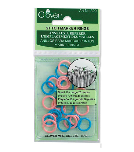 Clover Ring Markers Small & Large