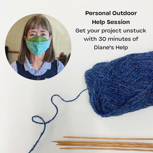 Personal Outdoor Help Session with Diane