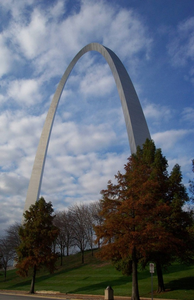 Knitted Wit Sock - Gateway Arch