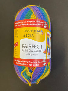 Pairfect Rainbow Color 4-ply - 1735