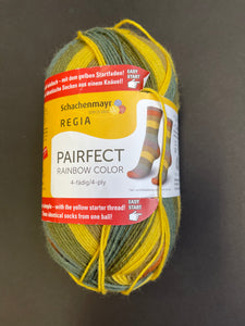 Pairfect Rainbow Color 4-ply - 1734