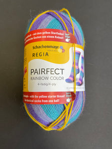 Pairfect Rainbow Color 4-ply - 1732
