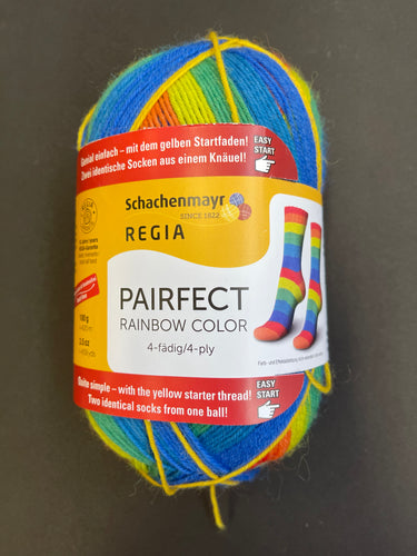 Pairfect Rainbow Color 4-ply - 1736