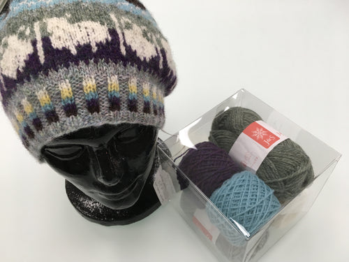 **Roadside Beanie Kit