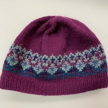 Patsy Hat Kit - Boysenberry