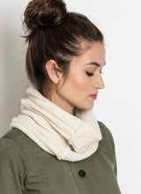 Circle Pines Cowl Kit - Polished Purl