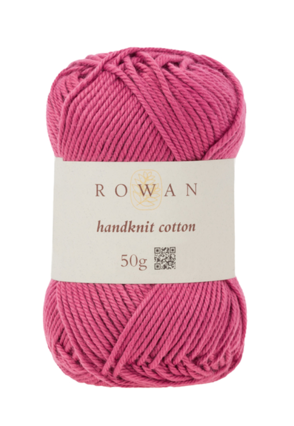 Handknit Cotton - 356 (Raspberry)