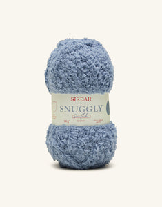 Snuggly Snowflake Chunky - Sleepy Time (209)