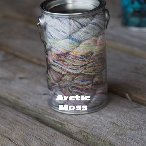 Arctic Moss Paint Can