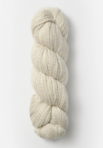 BSF Worsted Organic Cotton -  614 (Drift/White)