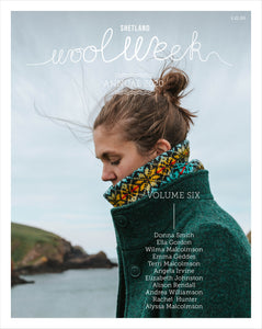 Wool Week Annual 2020 vol. 6 (Pre-order)