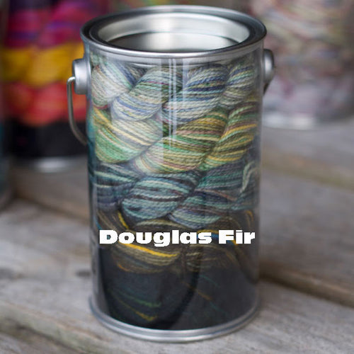 Douglas Fir Paint Can