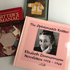 Wisdom of Elizabeth Zimmerman - Sat., May 4, 1:00-2:30 pm