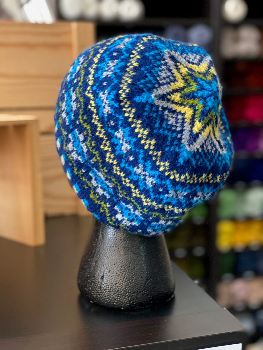** 2020 SWW Katie's Kep (Yarn Only) - Michelle's Colorway