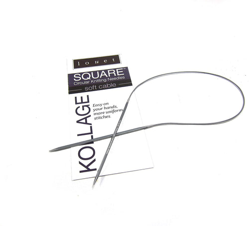 Kollage Square Circ - Soft Cable - 40
