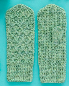 Kelbourne Year of Gifts: Primrose Mitts Kit (February)