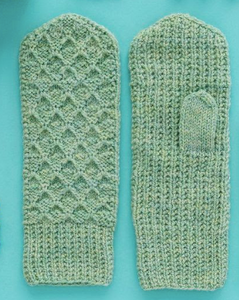 PREORDER - Kelbourne Year of Gifts: Primrose Mitts Kit (February)