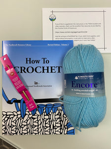 Learn to Crochet Bundle (2020)