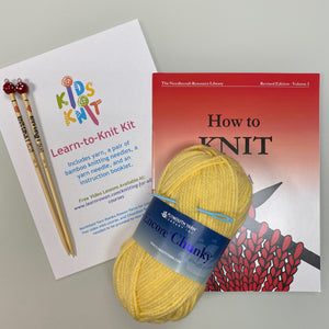 Learn to Knit Bundle (2020)