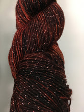 Knitted Wit Pixie Plied - Red Nomad Bee
