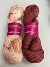 Hug Shot Yarn Kit -- Rosé Day & Desert Clay
