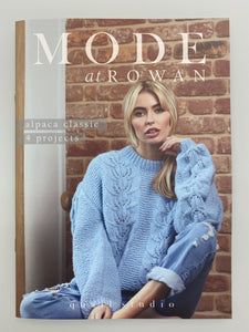 MODE at Rowan: 4 Alpaca Classic Projects