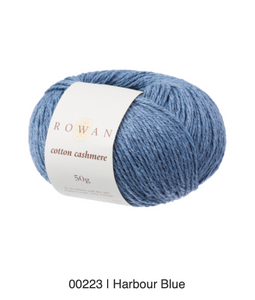 Marike Cowl Kit (Rowan Cotton Cashmere)