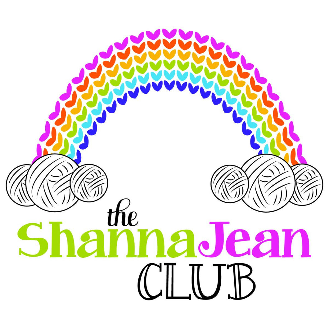 Knitted Wit: ShannaJean Club