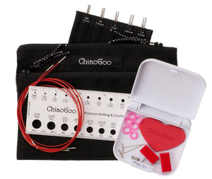 "ChiaoGoo 4"" Mini Twist Set US000-1.5 (1.5-2.5 mm)"