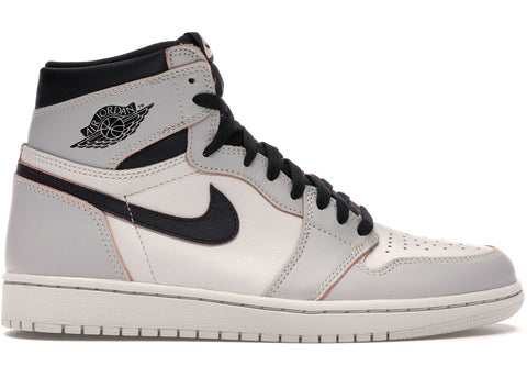 Jordan 1 Retro High OG Defiant SB Light Bone