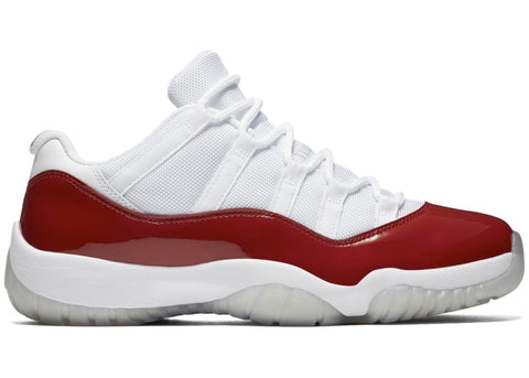 Jordan 11 Retro Low Cherry (2016)